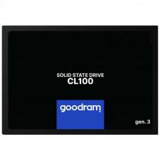 """Накопитель SSD 2.5"""" 120GB GOODRAM (SSDPR-CL100-120-G3)"""