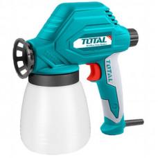 Краскопульт TOTAL TT1006, 100Вт, 800мл. (TT1006)