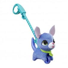 Интерактивная игрушка Hasbro Furreal Friends Маленький питомец на поводке Щенок синий (E3503_E4775)