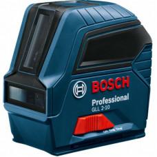 Лазерный нивелир BOSCH GLL 2-10 carton (0.601.063.L00)