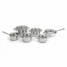 Набор посуды BergHOFF Vision Premium 12 предметов (1112100)