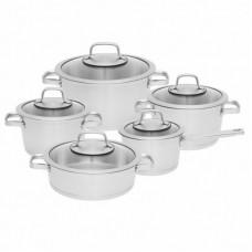 Набор посуды BergHOFF Manhattan 10 предметов (1110005)
