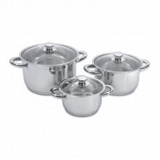 Набор посуды BergHOFF Vision Premium 6 предметов (1106030)