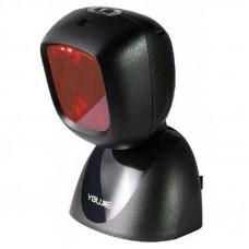 Сканер штрих-кода Honeywell Youjie HF600, 2D, black (YJ HF600-1-1USB)