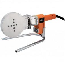 Паяльник электрический Neo Tools для пластиковы труб 1200 Вт, 16- 110мм, PTFE (21-002)