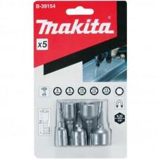 Набор инструментов Makita насадок магнитных с хвостовиком 1/4'Hex (B-39176)