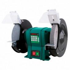 Точильный станок Verto 350 Вт, круг 200x16 мм (51G427)