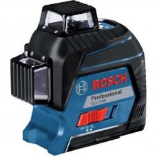 Лазерный нивелир BOSCH GLL 3-80 (AA) + кейс (0.601.063.S00)