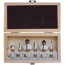 Набор инструментов Makita фрез 6 шт. (D-53540)