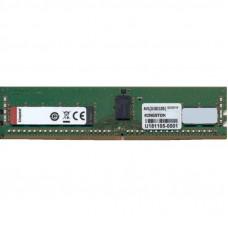 Модуль памяти для сервера DDR4 16GB ECC RDIMM 3200MHz 1Rx4 1.2V CL22 Kingston (KSM32RS4/16HDR)