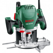 Фрезер EINHELL вертикально-фрезерна машина Bosch POF 1400 ACE + набор 6 фре (0.603.26C.801)