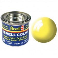 Аксессуары для сборных моделей Revell Краска эмалевая № 12. Желтая глянцевая. 14 мл. (RVL-32112)