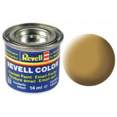 Аксессуары для сборных моделей Revell Краска эмалевая № 16. Песочно-желтая матовая. 14 мл. (RVL-32116)