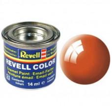 Аксессуары для сборных моделей Revell Краска эмалевая № 30 Оранжевая глянцевая, 14 мл (RVL-32130)