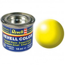 Аксессуары для сборных моделей Revell Краска эмалевая № 312 Светящаяся желтая шелково-матовая (RVL-32312)