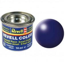 Аксессуары для сборных моделей Revell Краска № 350. Синяя Люфтганза шелково-матовая, 14 мл (RVL-32350)