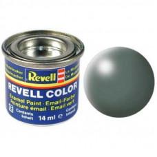 Аксессуары для сборных моделей Revell Краска № 360. Зеленый папоротник шелково-матовая,14 мл (RVL-32360)