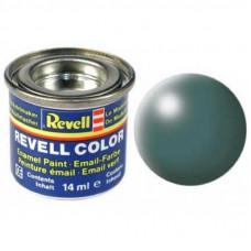 Аксессуары для сборных моделей Revell Краска № 364 Лиственно-зеленая шелково-матовая, 14 мл (RVL-32364)