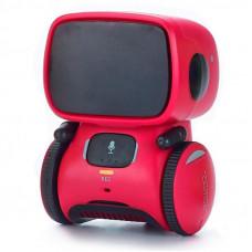 Интерактивная игрушка AT-Robot робот с голосовым управлением красный (AT001-01)
