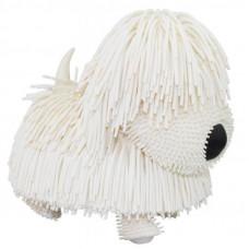 Интерактивная игрушка Jiggly Pup Озорной щенок Белый (JP001-WB-W)