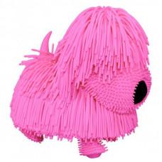Интерактивная игрушка Jiggly Pup Озорной щенок Розовый (JP001-WB-PI)