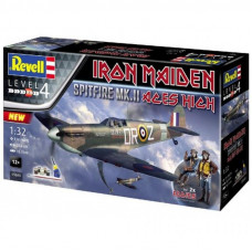 "Сборная модель Revell Истребитель Спитфайр Mk.II ""Aces High"" Iron Maiden. Масштаб (RVL-05688)"