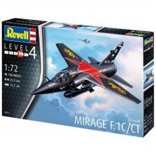Сборная модель Revell Многоцелевой истребитель Дассо «Мираж» F1. Масштаб 1:72 (RVL-04971)