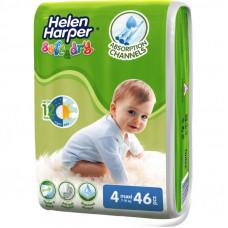Подгузник Helen Harper Soft&Dry Maxi 7-18 кг 46 шт (5411416060130)