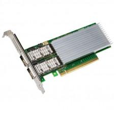 Сетевая карта INTEL PCIE 100GB DUAL PORT (E810CQDA2)