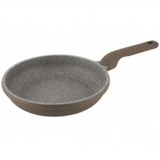 Сковорода Con Brio Eco Granite PREMIUM 20 см Gray (СВ-2026сер)
