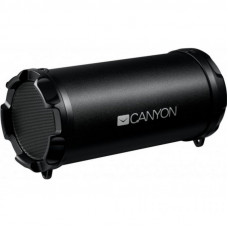 Акустическая система CANYON Portable Bluetooth Speaker Black (CNE-CBTSP5)
