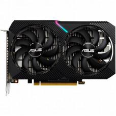 Видеокарта ASUS GeForce GTX1650 4096Mb DUAL OC D6 MINI (DUAL-GTX1650-O4GD6-MINI)