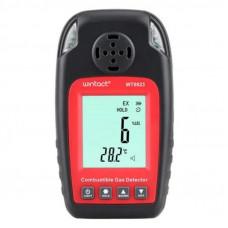 Газоанализатор Wintact горючихгазов+термометрWT8823 (WT8823)