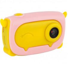 Цифровой фотоаппарат ATRIX TIKTOKER 9 20MP 1080p pink (cdfatxtt9p)