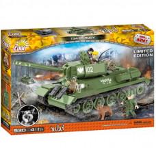 Конструктор Cobi Четыре танкиста и собака, 530 деталей (COBI-2486A)