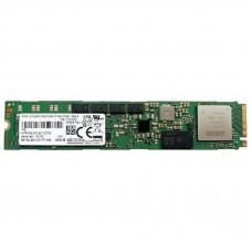 Жесткий диск для сервера 1.9TB M.2 NVMe 4xPCIe3.0 PM983 Etherprise Samsung (MZ1LB1T9HALS)
