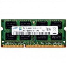 Модуль памяти для ноутбука SoDIMM DDR3 4GB 1600 MHz Samsung (M471B5273DH0-CK0)