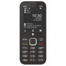 Мобильный телефон 2E E240 2020 Dual SIM Black (680576170026)