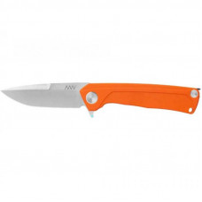 Нож Acta Non Verba Z100 Mk.II Liner Lock Orange (ANVZ100-015)